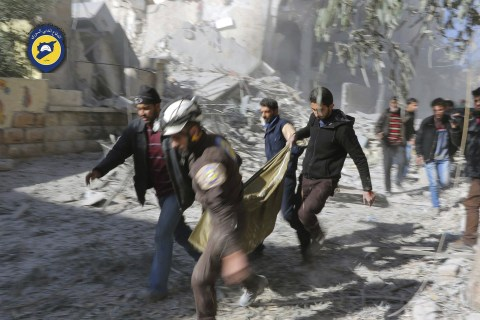 Oscars 2017: Syrian White Helmets Cinematographer Khaled Khatib Won't Attend