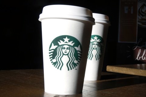 Starbucks Computers Down, Stores Give Away Free Coffee