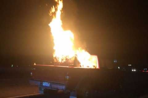 Toys 'R' Us Pulls Tonka Truck After It Apparently Burst Into Flames