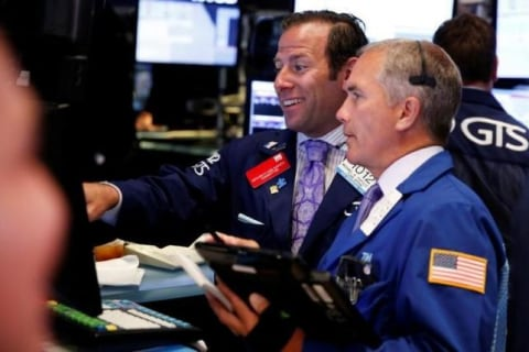 Stocks Hit Record Highs On Black Friday as Trump Rally Continues
