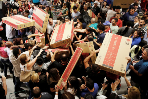 It's not Black Friday yet — but the price slashing has already started