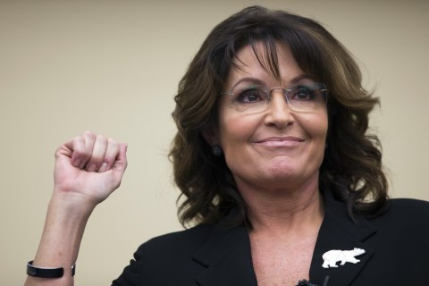 Sarah Palin Calls Out Trump's Carrier Deal, Warns Against 'Crony Capitalism'
