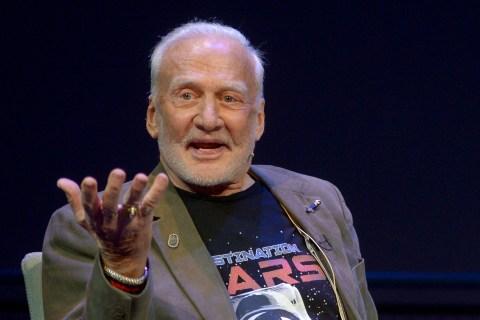 Buzz Aldrin Leaves New Zealand Hospital After South Pole Scare