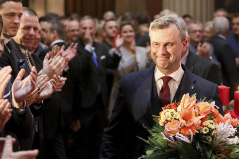 Austria's Norbert Hofer from Far-Right Freedom Party Heads to Polls Again