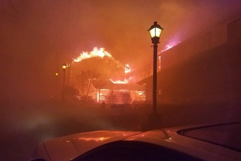 Two Juveniles Charged With Arson in Tennessee Wildfires That Killed 14
