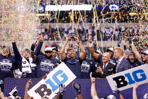 No. 7 Penn State Completes Epic Comeback to Claim B1G Title