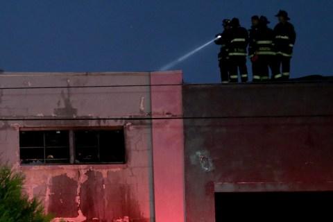Oakland Warehouse Fire Kills Dozens at Dance Party