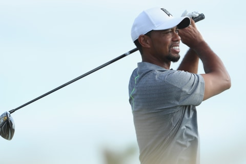 WATCH LIVE: Tiger Aims for Late Push in Tournament Final Round