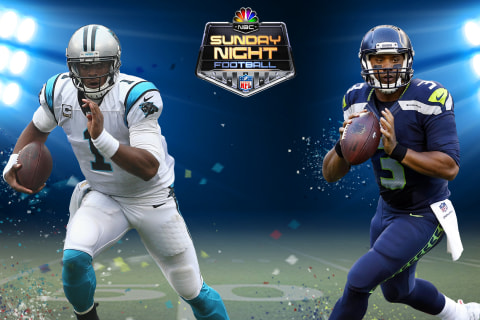 WATCH LIVE: Seahawks host Panthers on Sunday Night Football