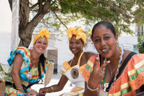 Africa in the Americas: Tour Group Explores Cuba's African Roots