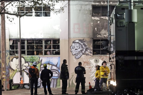 What Is the Ghost Ship Collective? Oakland Warehouse in Deadly Fire Held Beauty, Danger