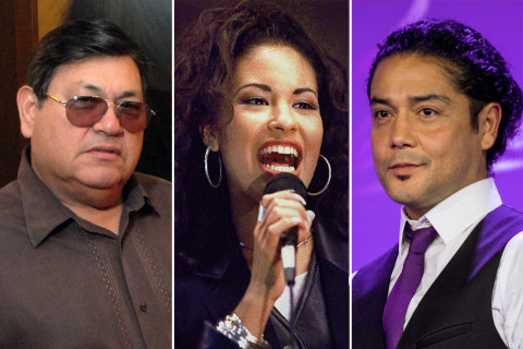 Late Singer Selena's Father Suing to Halt Production of TV Series