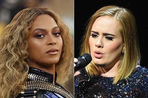 Beyoncé, Adele, Drake Garner Nods for 2017 Grammy Awards