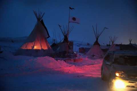 Army Corps of Engineers Had Actually Recommended Dakota Access Pipeline Route Approval