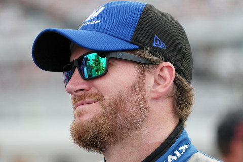 Dale Jr. Cleared From Concussion Recovery, Will Race in 2017