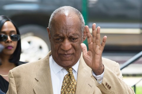 Cosby Doesn't Want Jury to Hear About Settlement with Andrea Constand