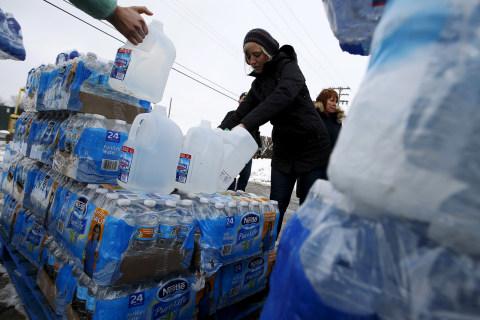 Flint Residents Leery of Data Showing Decreased Lead Levels in Water