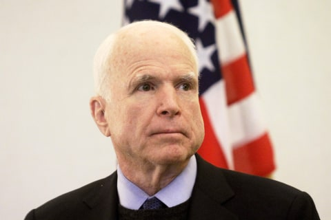 Opinion: Will Senator John McCain Stand Up for Latinos?