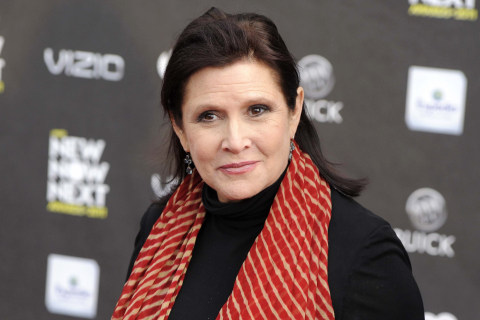 Carrie Fisher Once Sent a Cow's Tongue to a Producer Who Allegedly Assaulted Her Friend