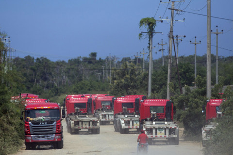 Venezuela: Military Trafficking Food as Country Goes Hungry
