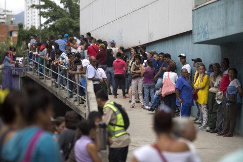 Congressional Group Urges Visa Ban for Venezuelan Officials
