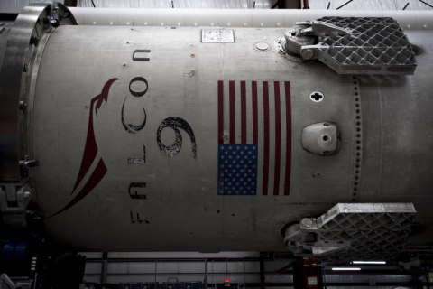 Elon Musk Says SpaceX Falcon 9 Rocket 'Ready to Fire Again'