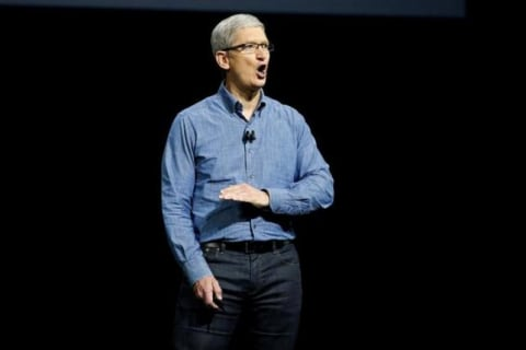 Tim Cook Has Some Choice Words on the EU Tax Ruling Against Apple