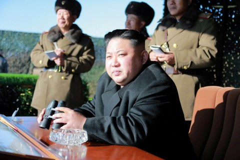 North Korea Says It Can Test-Launch ICBM at Any Time