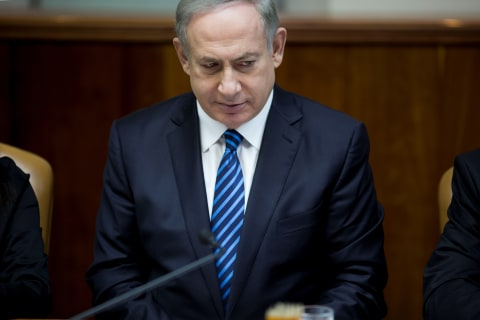 Benjamin Netanyahu Has Been Questioned by Police 'Under Caution'