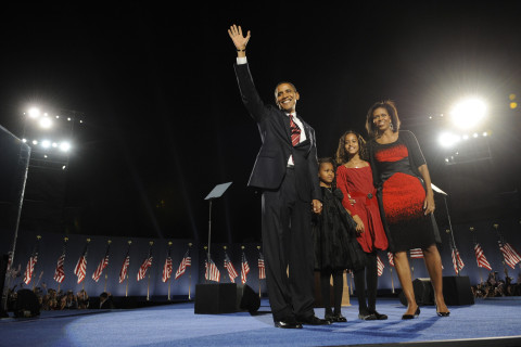 Then Vs. Now: Obama's Presidency, By the Numbers