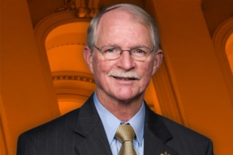 Florida Rep. John Rutherford Taken From U.S. Capitol on Stretcher