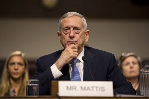Congress Approves Waiver to Allow 'Mad Dog' Mattis to Head DoD
