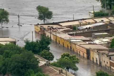 Landslide in Argentina Kills Two, Forces Evacuation of 1,000
