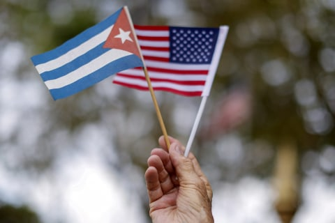 Obama Administration to End 'Wet Foot, Dry Foot' Policy for Cubans