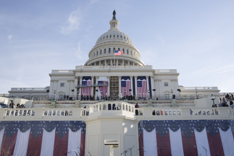 Headed to the Inauguration? Would You Pay $1,000 to Spend the Night on Half a Sofa?