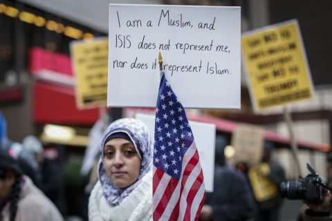 As Trump Inauguration Approaches, Calls to Muslim Helplines Spike Beyond Capacity