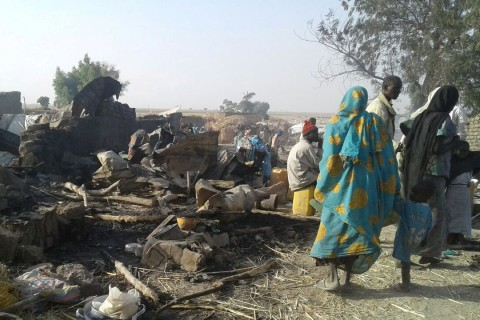Nigeria's Botched Airstrike Shows Boko Haram Isn't Defeated