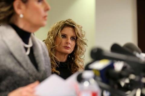 Trump Accuser Summer Zervos Files Defamation Suit Against President-Elect