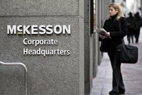 Drug Distributor McKesson to Pay $150 Million in Painkiller Reporting Case