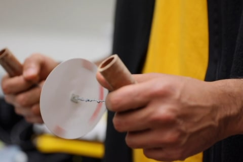 This 20-Cent Paper Centrifuge Could Save Lives