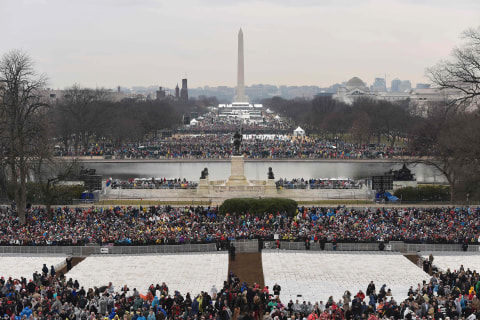 Six Reasons Why Today Isn't a Typical Inauguration