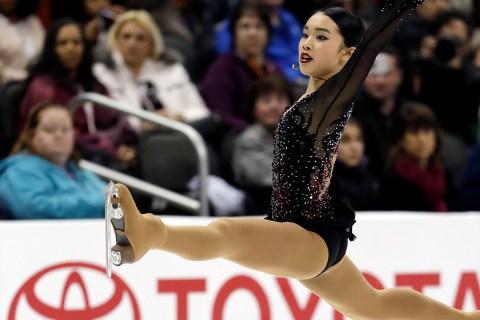 Karen Chen Wins 2017 U.S. Figure Skating Championship