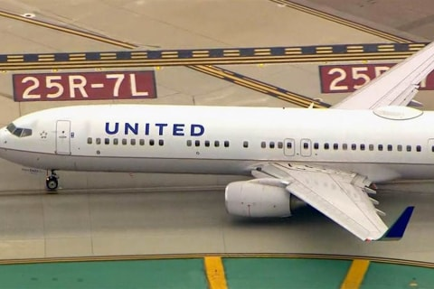 All United Airlines Domestic Flights Grounded by Computer Outage
