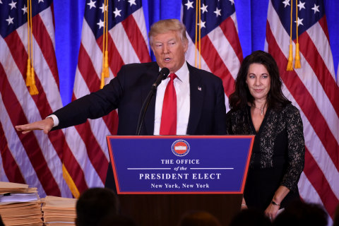 Ethics Lawyers to Sue Trump Over Continuing Business Interests