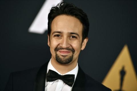 Lin-Manuel Miranda, 'Hamilton' Team Up to Help 2 West Coast Latino Non-Profits