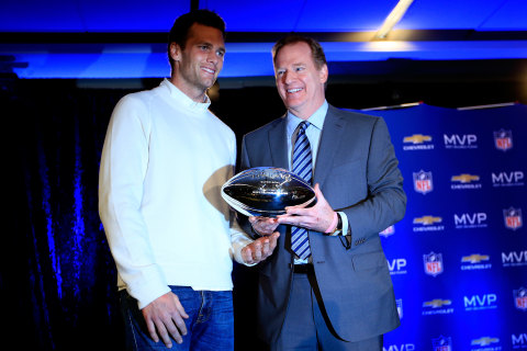 Here's When Tom Brady Might Talk About Roger Goodell