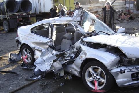 Senators say new law will save car passengers killed by truck crashes