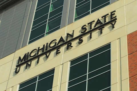 Michigan State Suspends Gymnastics Coach Accused of Ignoring Abuse Claim