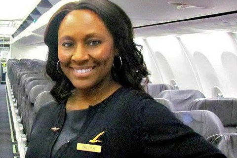 Flight Attendants Train to Spot Human Trafficking