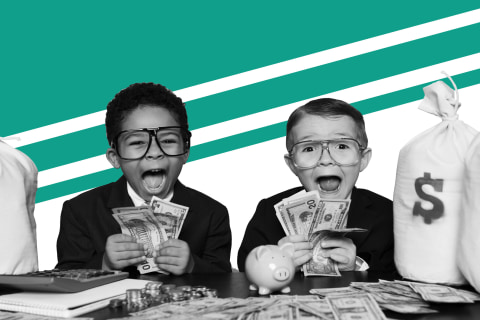 7 Things You Don't Need to Tell Your Kids About Money